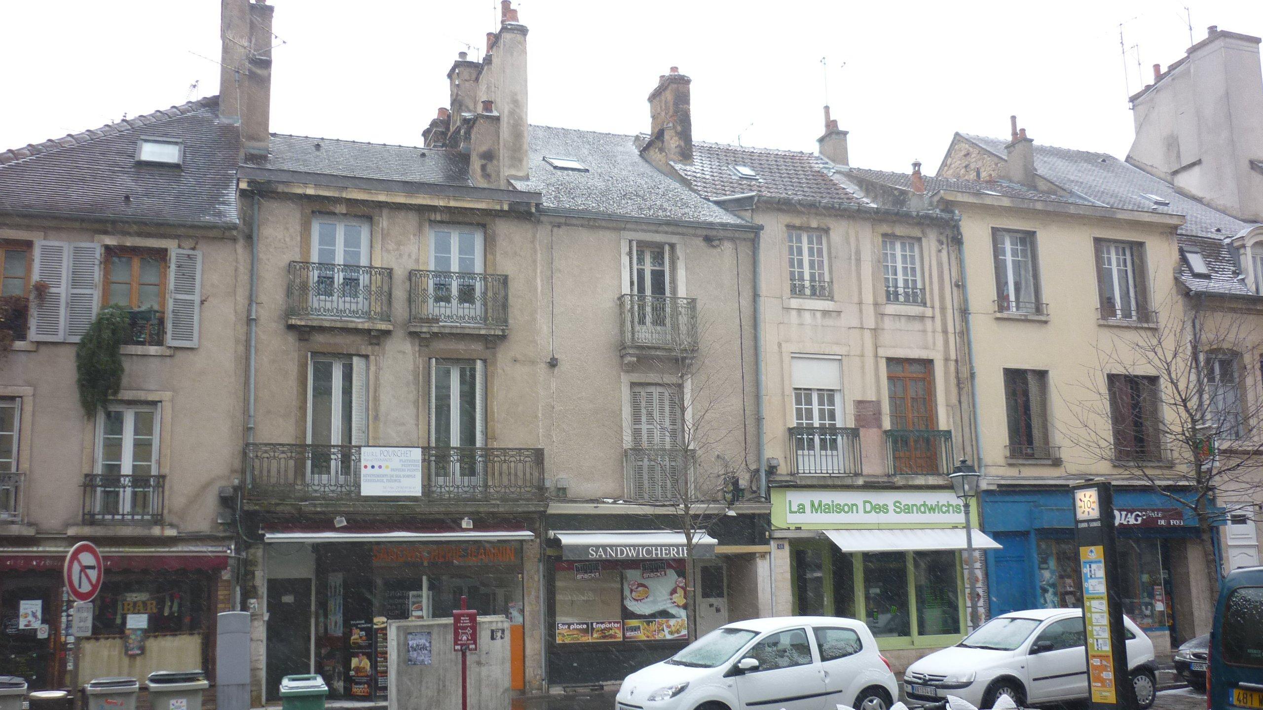 Photo Dijon Centre Chambre meublée 1